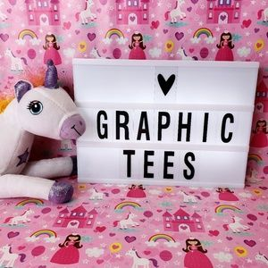 ❤ GRAPHIC TEES ❤